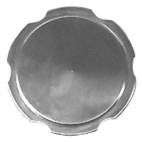CAL CUSTOM POLISHED ALLOY RADIATOR CAP SMOOTH CAL3688
