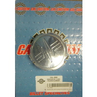 CAL CUSTOM POLISHED ALLOY RADIATOR CAP FLASH CAL3690