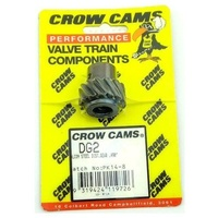 "CROW CAMS FALCON STEEL DISTRIBUTOR DRIVE GEAR CCDG2 SUIT FORD .490"" SHAFT"
