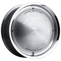 "Center Line Aerolite Wheel 18"" x 8"" - Satin Center Polished Outer (5x4.5"" (Ford) Bolt Circle 5.4"" Backspace) (CE503-8806-545)"