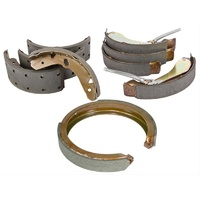 Centric CEB-111-04190 Premium Brake Shoes (set) Cadillac GMC Jeep Pontiac