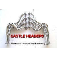 CASTLE 4 INTO 1 EXTRACTORS HOLDEN COMMODORE VE 6.0L GEN IV & LS2 V8  CH-100