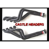CASTLE 4 INTO 1 EXTRACTORS FORD XR XT XW XY CLEVELAND 302-351 C.I.D 4V CH-112A