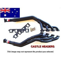 CASTLE 4 INTO 1 EXTRACTORS TORANA LH-LX-UC WITH VN-VT 5.0L V8 EFI ENGINE CH-56A