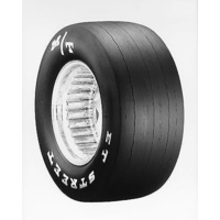 CLEARANCE - Mickey Thompson MT3793 ET Street Radial II Bias Ply 26 x 11.50-16 M5 (each)