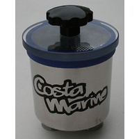 Costa Marine CM-WS1 CM Weed Strainer Water Filter