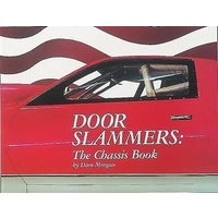 COMP CAMS DOOR SLAMMERS: THE CHASSIS HANDBOOK BY DAVE MORGAN CO 158
