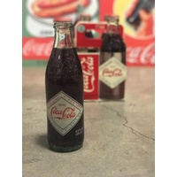 Limited Edition COCA-COLA 2008 Original Style 1886 Commemorative Bottle (4-PACK)