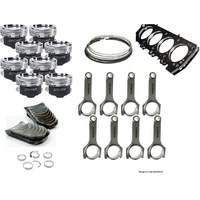 HEAVY DUTY PARTS FOR SUPERCHARGED FORD COYOTE ENGINES - PISTONS, RINGS, GASKETS