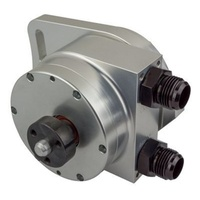 Vacuum Pump - Brake,Mechanical Vacuum Pump, 4 Vane Vacuum Pump Kit, Mounting Bracket Included