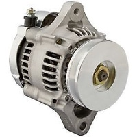 CVR CVR2180 Propower Alternator - 50 amp True one wire Nippondenso race alternator