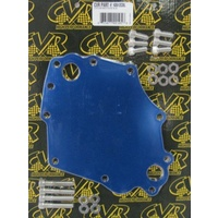 CVR CVR63512CBL Ford Cleveland Backing Plate For Electric Water Pump