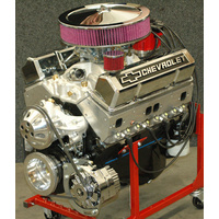 EMA - Chevrolet Turnkey 383 Stroker Engine Alloy Heads 430HP 450 FT/LBs @5700RPM