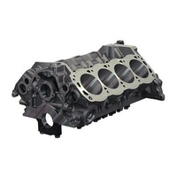 "DART SHP CAST IRON FORD 302W ENGINE BLOCK DA31364275 4.125"" BORE 8.200"" DECK"