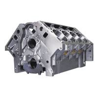 "DART LS NEXT SHP CAST IRON ENGINE BLOCK DA31867111 4.000"" BORE 9.240"" DECK"