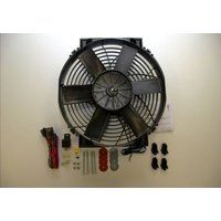 "DAVIES CRAIG THERMO FAN 14"" HI PERFORMANCE 12V DC0007"