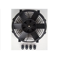 "DAVIES CRAIG 9"" THERMO FAN 12V SHORT DC0160"