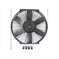 "DAVIES CRAIG 16"" THERMO FAN 12V SHORT DC0166"