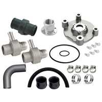 DAVIES CRAIG DC8660 FORD COYOTE V8 ELECTRIC WATER PUMP HEADER-ADAPTOR KIT
