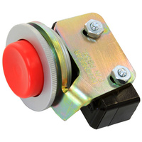 DEDENBEAR ADJUSTABLE MOMENTARY PUSH BUTTON TRANSBRAKE SWITCH DE-PBS-XL