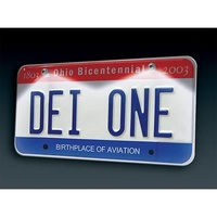 DEI Design EngineeringDEI030309Lite n Bolts license plate kit Polished 4pk
