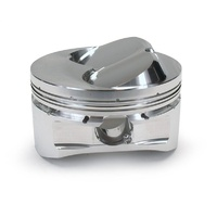 "DIAMOND RACING DOME TOP PISTONS CHEV SB 4.155"" BORE 8CC DOME DIA11782"