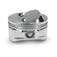 "DIAMOND RACING DOME TOP PISTONS & RINGS CHEV SB 4.030""  12CC DOME DIA11925"