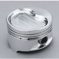 "Diamond Pistons DIA141377 Dish top Pistons Ford 351W 4.125"" bore -36cc 4.000"" St"