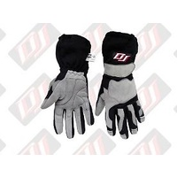 DJ Safety DJ022049 SFI 5 Adult Racing / Driving 2 Layer Large Gloves