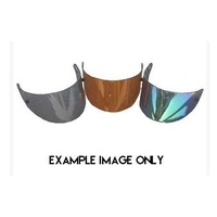 DJ Safety DJ036004 Pyrotect Helmet Blue Iridescent Replacement Visor