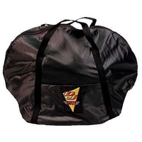 DJ SAFETY RACING HELMET CARRY BAG BLACK DJ036010