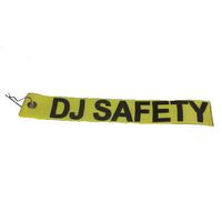 DJ Safety DJ911341 Flag 'DJ Safety' with Pin