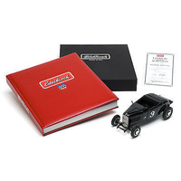 "EDELBROCK LIMITED EDITION ""MADE IN THE USA"" BOOK & MODEL CAR COMBO ED0328"