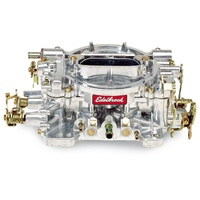 Edelbrock ED1404 Performer Carburetor 500CFM 4BBL Manual Choke Square Bore