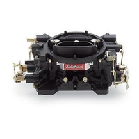 EDELBROCK PERFORMER CARBURETOR 750CFM 4BBL MANUAL CHOKE SQ BORE ED 14073