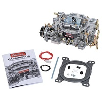 Edelbrock ED1916 AVS2 Series 650CFM  4-Barrel Carburetor Square Bore