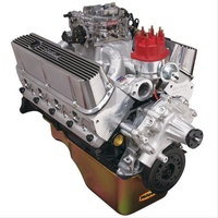 Edelbrock ED45260 Ford 347ci Windsor Crate Engine 438hp/413ft-lbs Satin Finish