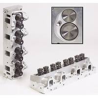 Edelbrock ED60069 Ford FE BB 390-428 Performer RPM Alloy Cylinder Heads (each)