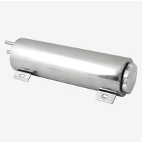 "EMA71-6076X Stainless Steel 10"" Radiator Overflow Tank"