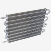 "EMAHC635 TRANSMISSION OIL COOLER 10""H x 15-1/2""L, 3/4"" THICK, 12"" CORE"