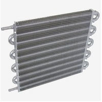 "EMAHC636 TRANSMISSION OIL COOLER 12-1/2""H x 15-1/2""L, 3/4"" THICK, 12"" CORE"