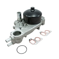 GM LS1/LS6 WATER PUMP EMAHC8934 SATIN FINISH SUIT CHEV/HOLDEN LS1/LS6 5.7L V8