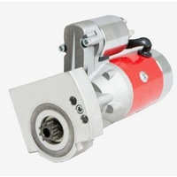 EMAJM7002R LS HIGH TORQUE 3HP STARTER MOTOR RED FIT CHEV/GM LS1/LS2/LS6/LS7