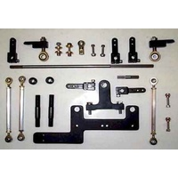 ENDERLE DUAL SIDEWAYS 4150 THROTTLE LINKAGE EN76-107