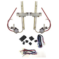 EZ WIRING POWER WINDOW KIT EZPWRWIN/SW SWITCHES & WIRING INC. SUIT FLAT GLASS