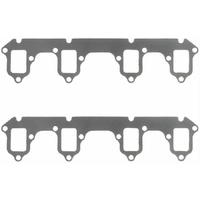 "Fel-Pro FE1442 Ford 390-428 Performance Exhaust Header Gasket Set 1.40"" X 2.04"""