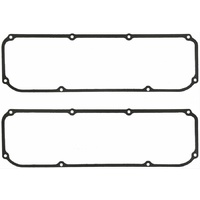 FELPRO FORD 289-351W SVO RUBBER COATED FIBRE VALVE COVER GASKET SET FE1620
