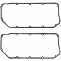 Fel-Pro FE1629 Chrysler 426 Hemi Cork/Rubber-Steel Core Valve Cover Gasket Set