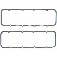FELPRO CHEV BB 396-454 PERFORMANCE VALVE COVER GASKET SET STEEL CORE FE1664