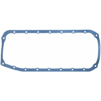 FELPRO 1 PIECE OIL PAN GASKET SUIT CHEV SB THICK FRONT SEAL  FE1882